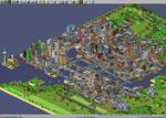 město na zátoce