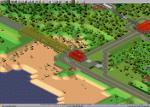 jednoduchá dálniční křižovatka