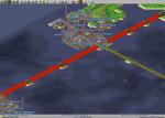 zámořské viadukty a totálně přeplněné zastávky